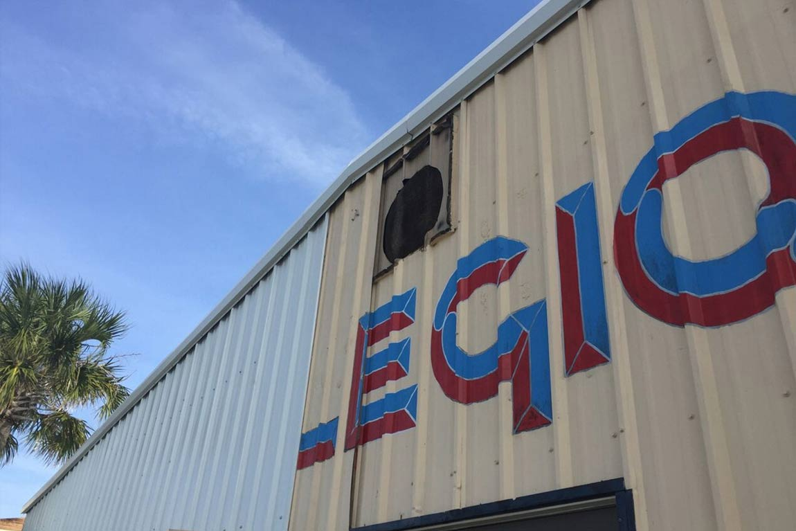 Commercial Metal Roof Florida