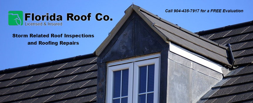 Florida Storm Damaged Roof Inspections Roofing Repair