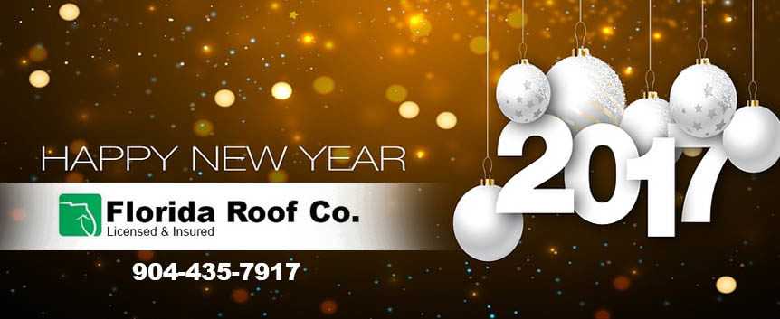 Happy New Year Florida Roof Company