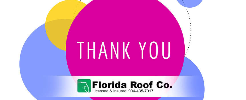 Happy Thanksgiving Florida Roof Company