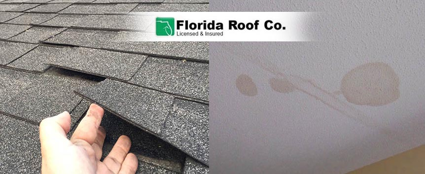 Storm Damage Roof Repair in Jacksonville