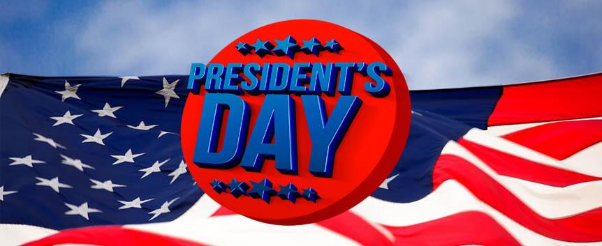 Presidents Day 2018