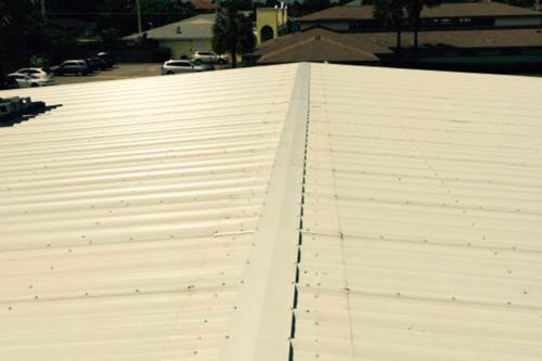 Commercial Metal Roofing Florida