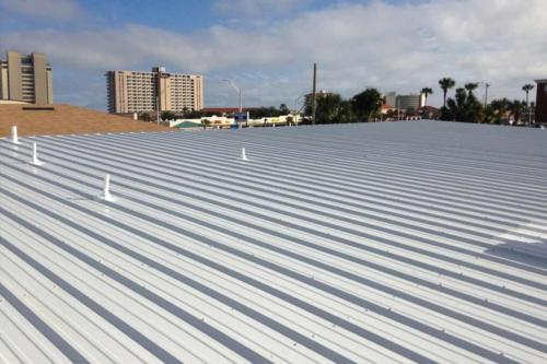 St. Augustine Commercial Metal Roof Installation Florida