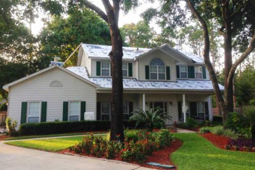 St. Augustine Residential Roof Replacement Florida