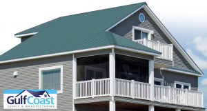 Jacksonville Beach Gulf Coast Certified metal roofs