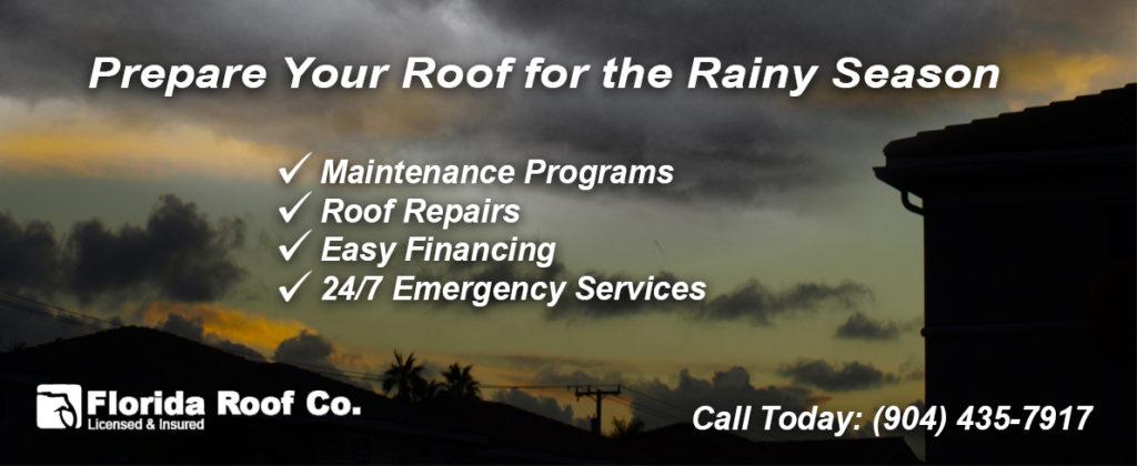 Jacksonville FL Roof Maintenance