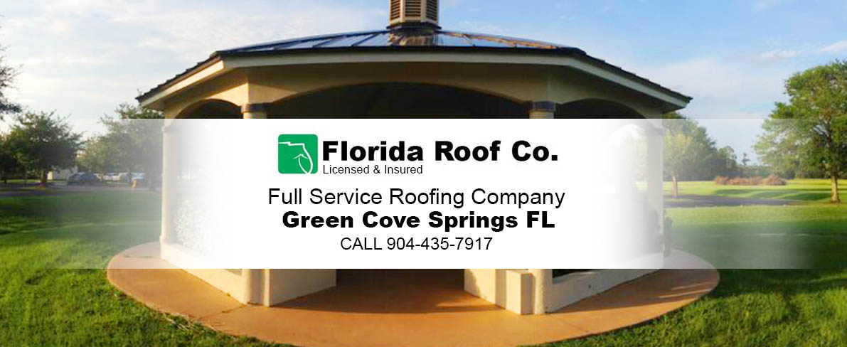 Green Cove Springs FL Florida Roof Installation Repair