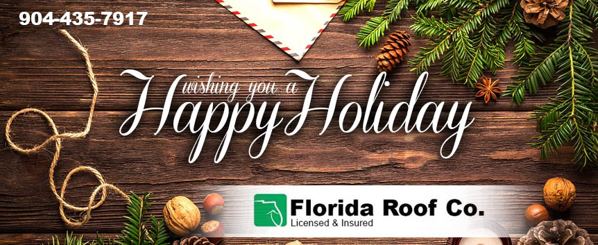 Happy Holiday Florida Roof Co
