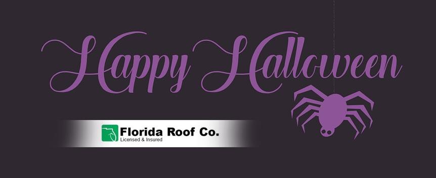 Halloween Roofing Discounts Jacksonville FL