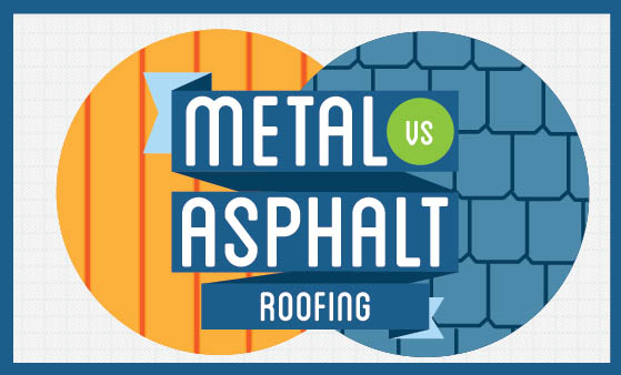 Metal vs Shingle Roof