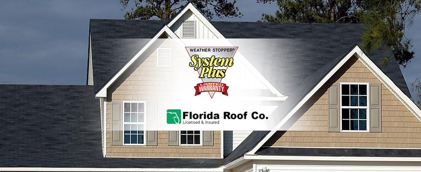 Jacksonville Florida Roof Warranty Information
