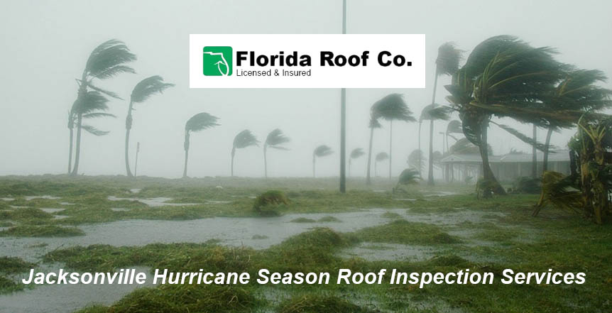 Jacksonville Hurricane Season Roof Inspection Services