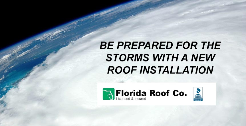Be Prepared This Hurricane Season Jacksonville St Augustine Roofing
