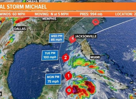 Jacksonville Roof Storm Damage Repair Tropical Storm Michael