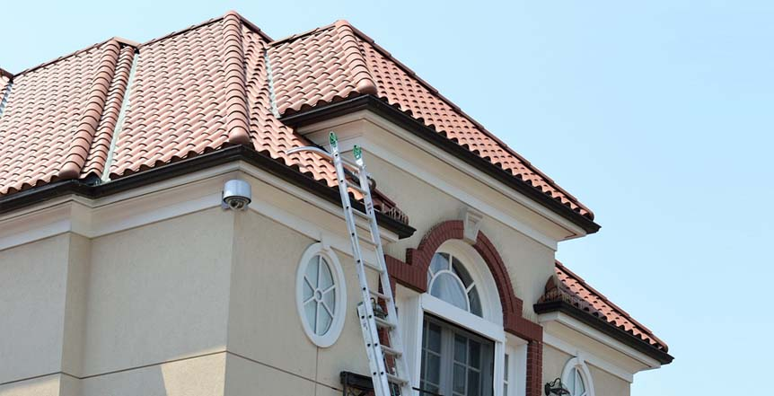 Roof inspections after a storm Jacksonville St Augustine areas