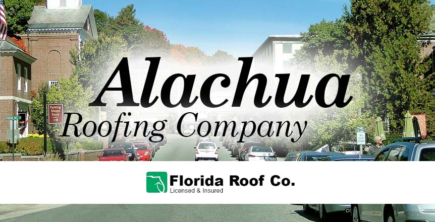 Alachua FL Roofing Company