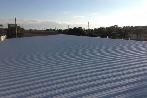 Jacksonville Commercial Metal Roof Systems Florida